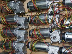 موتور دانکر درب اتوماتیک شیشه ای