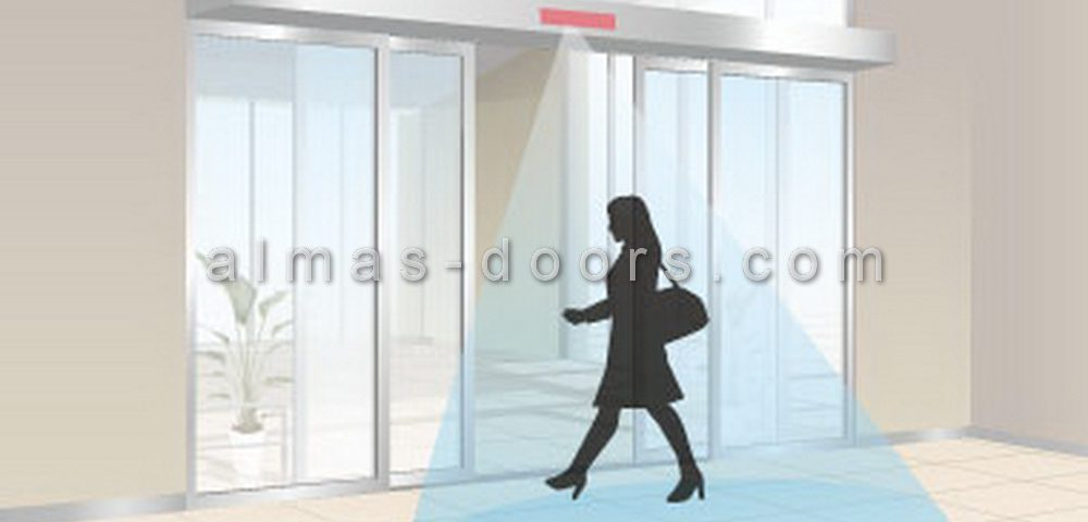 نصب و سیم کشی سنسور BETA درب اتوماتیک