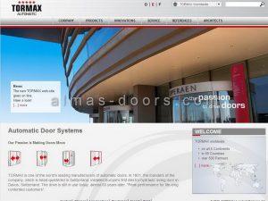 سرویس و تنظیمات سیستم درب اتوماتیک تورمکس 2201
